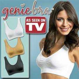 Genie Bra rintaliivit 3kpl pakkaus