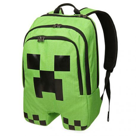 Minecraft - Creeper backpack