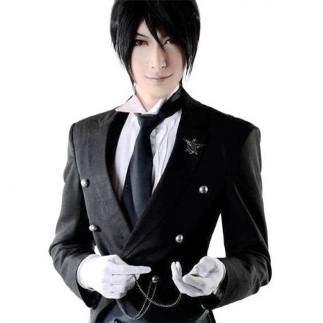 Kuroshitsuji - Black Butler - Sebastian Michaelis costume