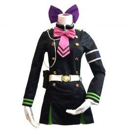 Owari no Seraph - Shinoa Hiragi costume