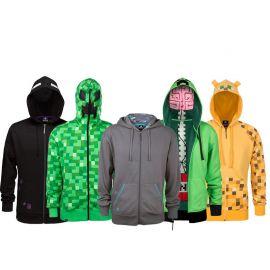 Kids Minecraft hoodie
