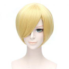 One Piece - Sanji short blonde wig