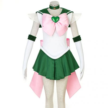 Sailor Moon - Sailor Jupiter costume