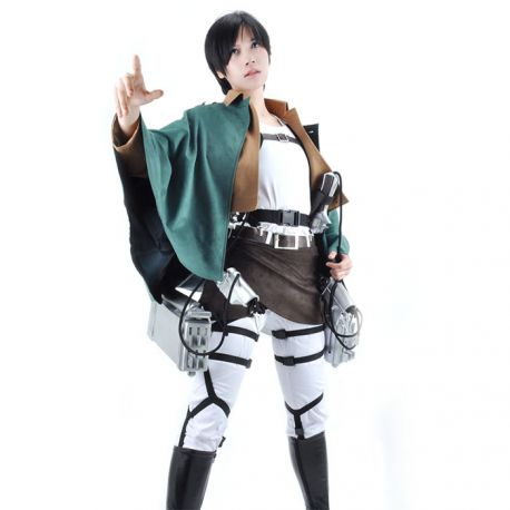 Shingeki no Kyojin - Attack on Titan costume