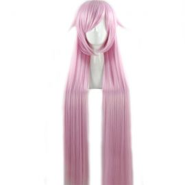 K. Project - Neko long purple wig