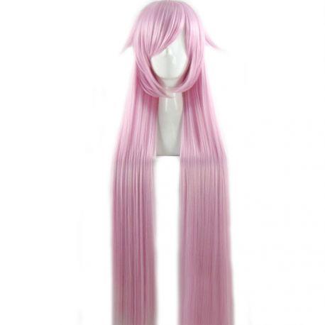K. Project - Neko long purple wig