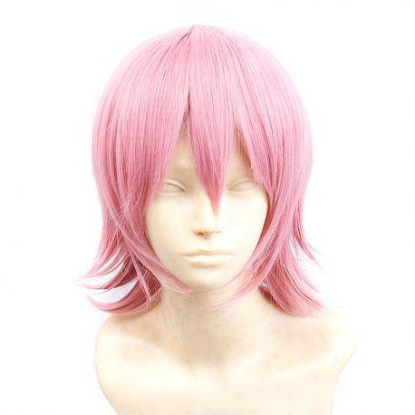 Diamond no Ace - Kominato Haruichi short pink wig