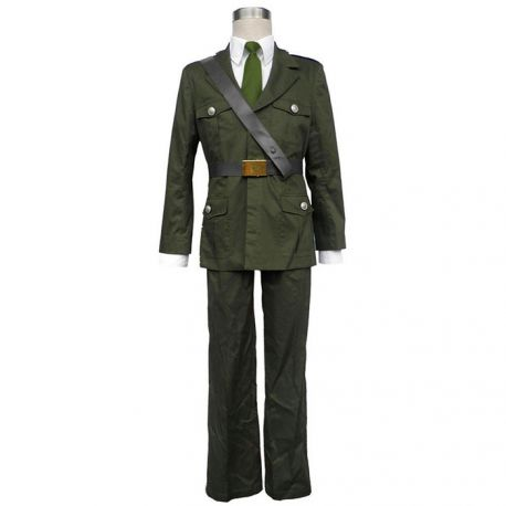 Axis Powers Hetalia - England costume
