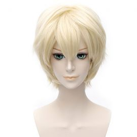 Axis Powers Hetalia - England short blonde wig
