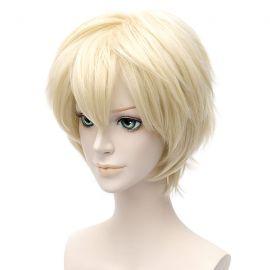 Axis Powers Hetalia - England short blonde wig