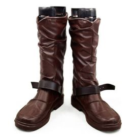 Noragami - Yato dark brown boots