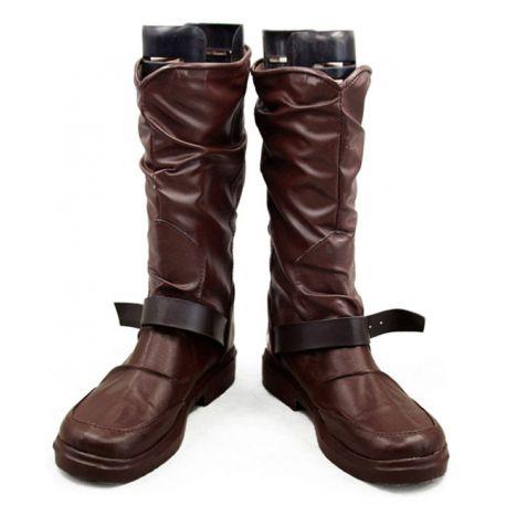 Noragami - Yato dark brown boots