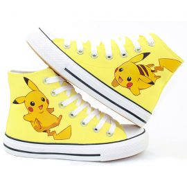 Pokemon - Pikachu sneakers