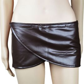 Attack on Titan leather skirt