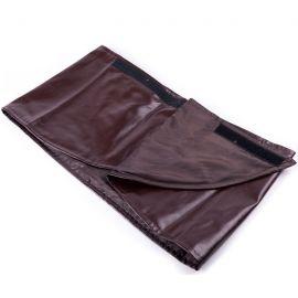 Attack on Titan leather skirt