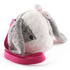 Cute Lolita rabbit plush bag