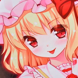 Touhou Project - Flandre Scarlet T-paita