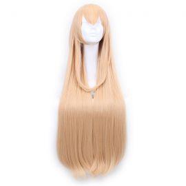 Himouto! Umaru-chan - Umaru Doma pitkä vaalea suora peruukki