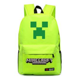 Minecraft - Creeper ryggsäck