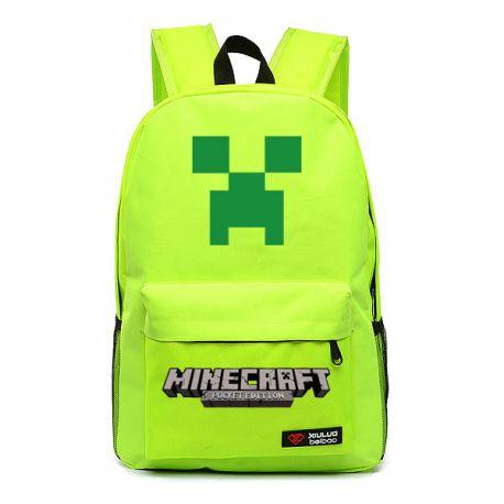 Minecraft - Creeper backpack