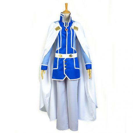 Akagami no Shirayukihime! - Zen Wistaria costume