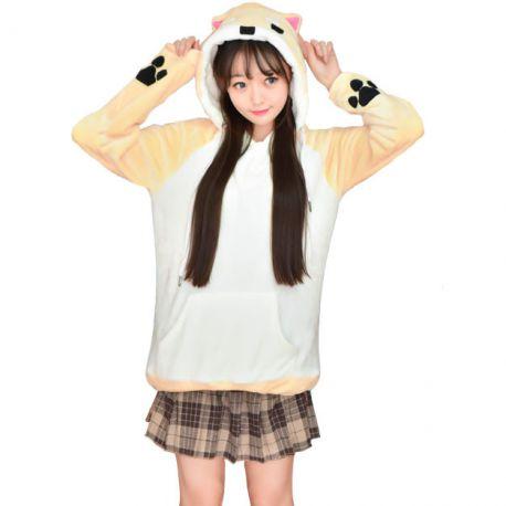 Doge hoodie