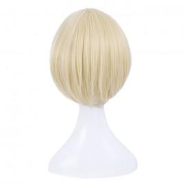 Yuri!!! on Ice - Yuri Plisetsky short blonde wig