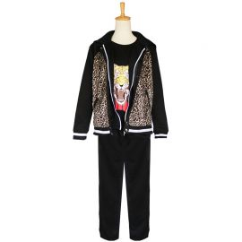 Yuri!!! on Ice - Yuri Plisetsky leopard wildcat costume
