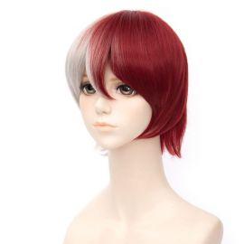 Gintama - Kagura kort orange peruk