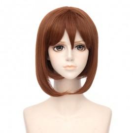 Boku no Hero Academia - My Hero Academia - Ochako Uraraka short brown wig