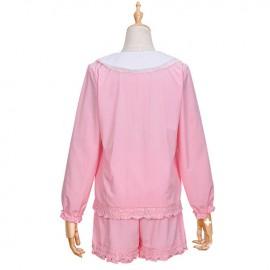 Miss Kobayashi's Dragon Maid - Kanna Kamui vaaleanpunainen mekko