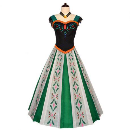 Frozen - Anna Coronation costume