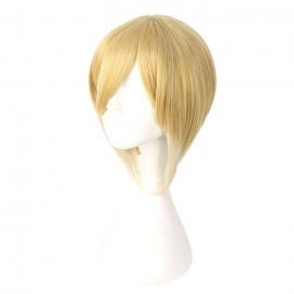 The Royal Tutor - Leonhard von Glanzreich lyhyt vaalea peruukki