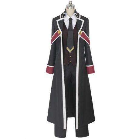 The Royal Tutor - Heine Witogenshutain costume