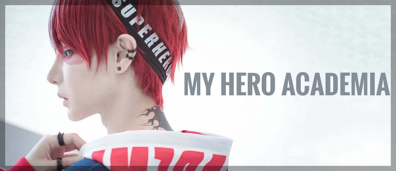 Boku no Hero Academia - My Hero Academia -tuotteet